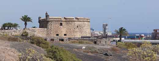 Castillo de San José, Lanzarote
