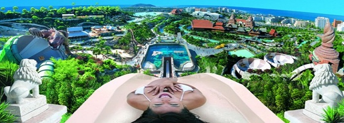 Siam Park, Tower of Power
