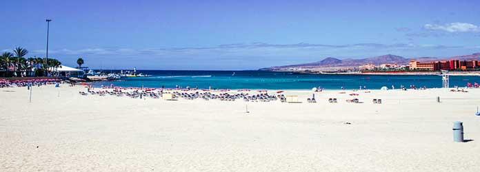 Playa de Caleta de Fuste