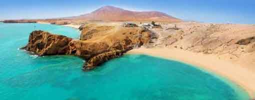 Lanzarote Playas