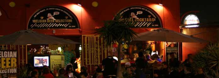 Nightlife in Corralejo