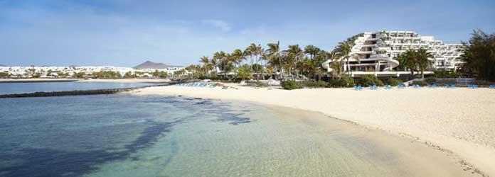 Playas de Costa Teguise