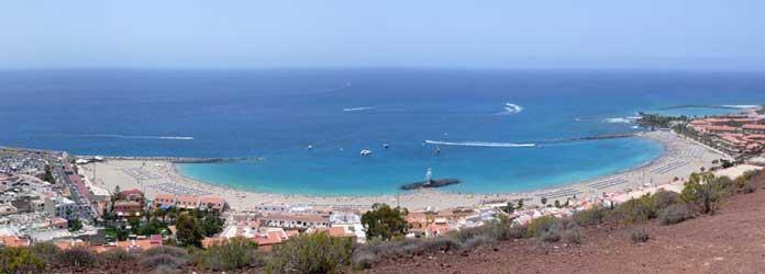 Playa Las Vistas, Tenerife