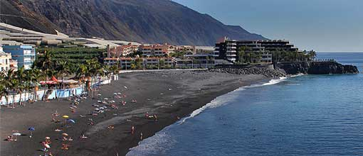 Playa de Puerto Naos, La Palma