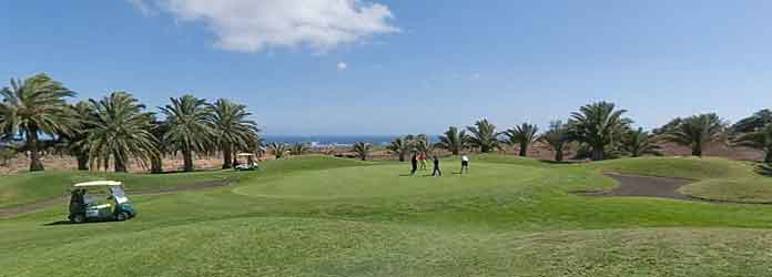 Costa Teguise Golf